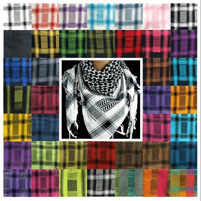 PLO Tuch in verschiedenen Farben